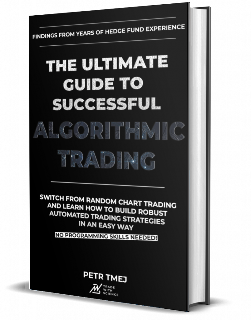 algorithmic trading ebook trade with science